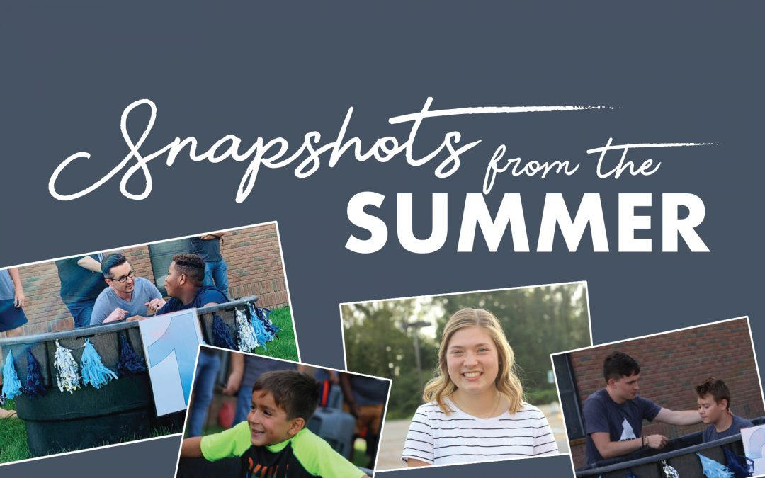 Snapshots From The Summer