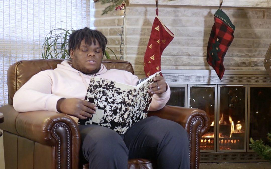 Christmas Stories with Dwayne – Joy