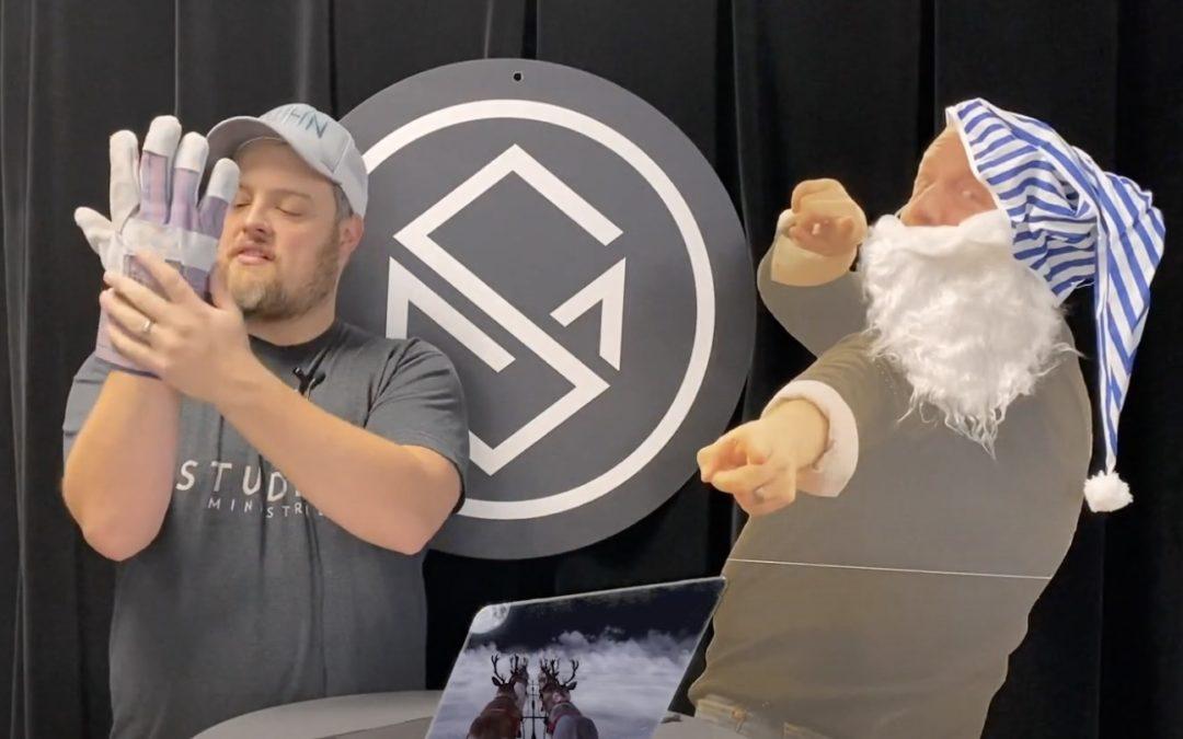 Ad Ventures In … Glove